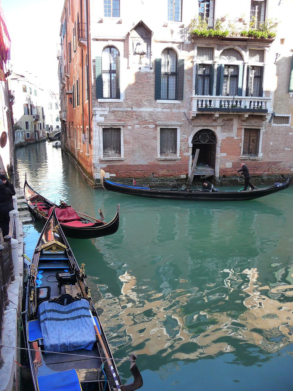 венецианские гондолы картинки самая злокачественная