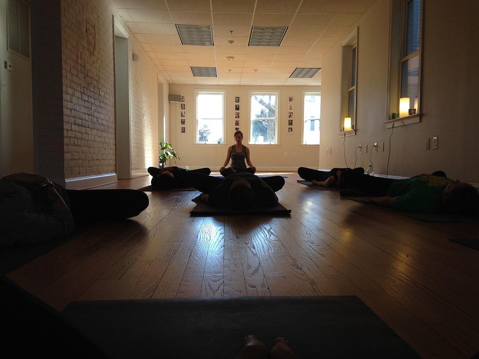 Yoga, Meditatie, Uitoefening, Gezondheid, Het Lichaam