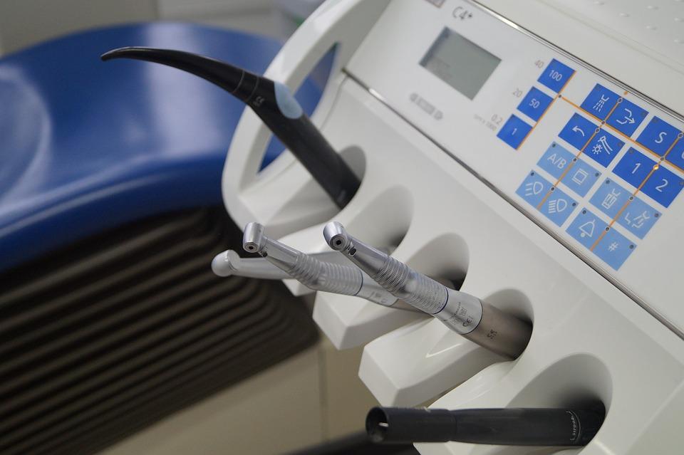 Dentysta, Instrumenty, Medycznych, Sztućce, Praktyki