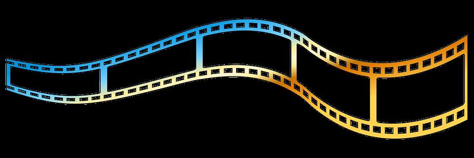 Illustration gratuite: Film Strip, Scrapbooking, Déco ...