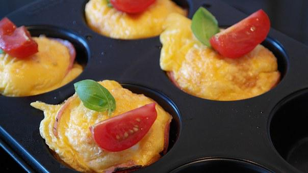 Mini Omelet Oven Recipe