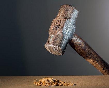 Marteau, Sledgehammer, Mallet, Outil