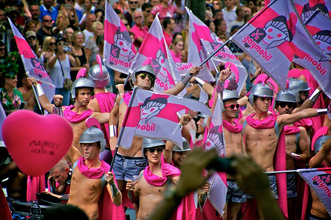Best Gay Pride Celebrations In Europe