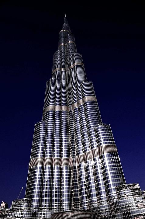 Burj Khalifa Dubai Skyscraper U A Free Photo On Pixabay