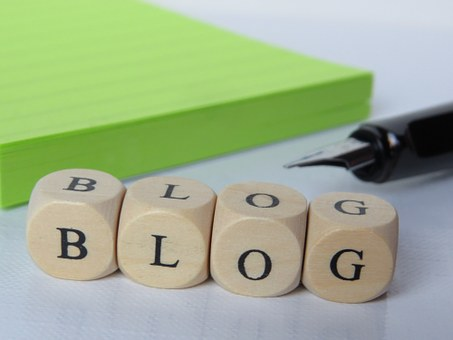 Blog, Blogging, WordPress, Leave