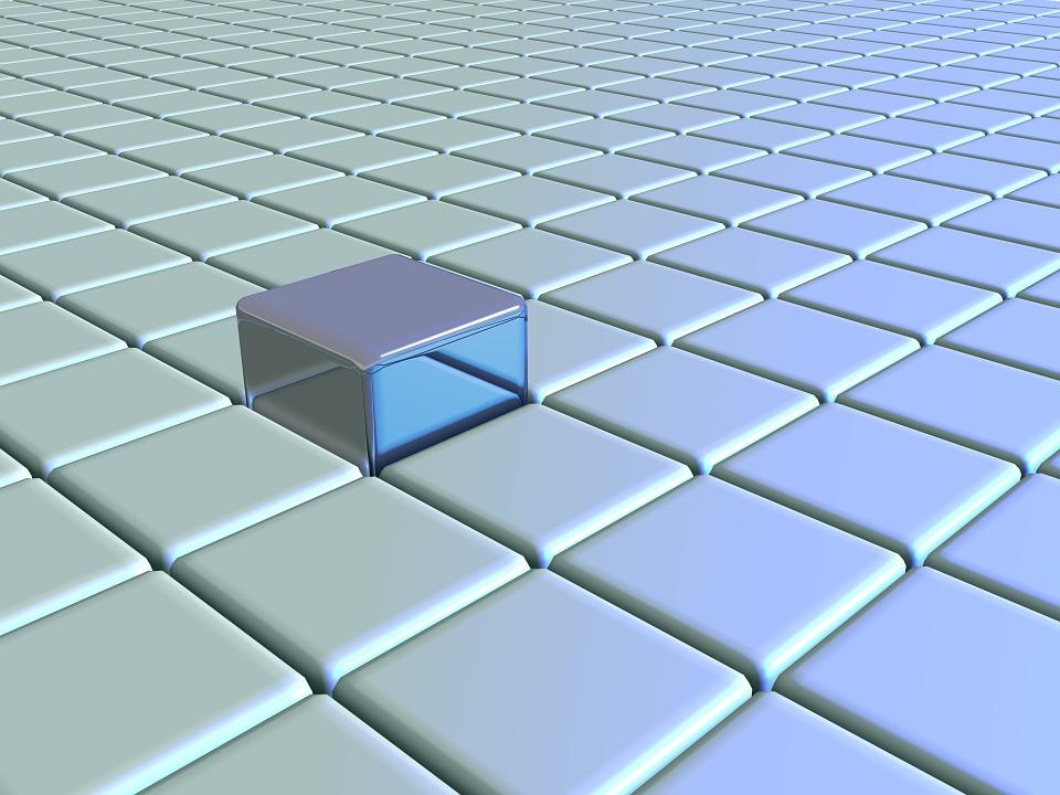 Gitter Block Würfel · Kostenloses Bild auf Pixabay