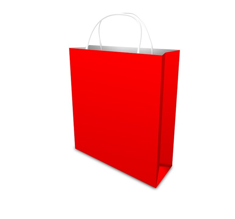 Free illustration: Bag, Shopping, Red, Sale, Shop - Free Image on ...
