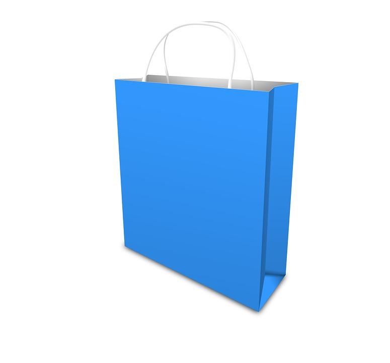 Free illustration: Bag, Shopping, Purple, Sale, Shop - Free Image ...