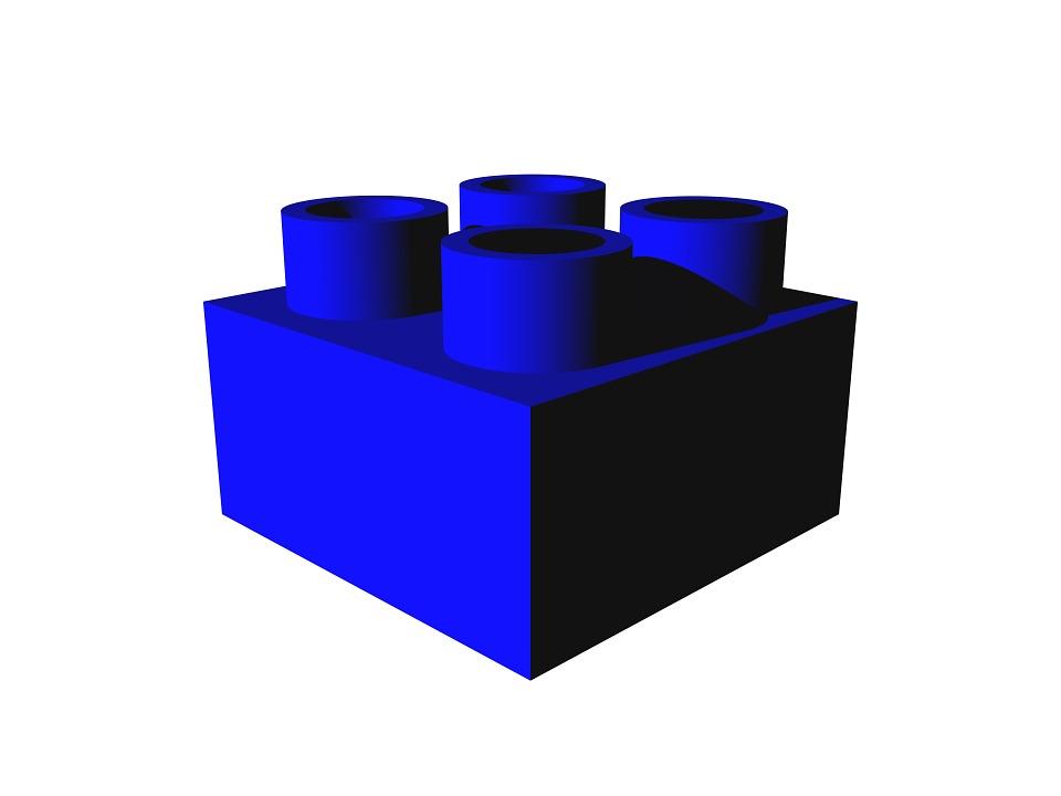 Brick Building Toy Design Plastic Block Childhood