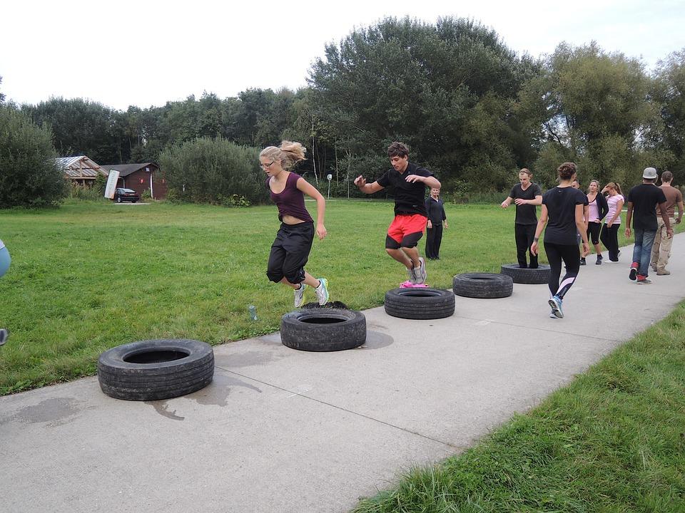 bootcamp, backyard exercise, yescomusa