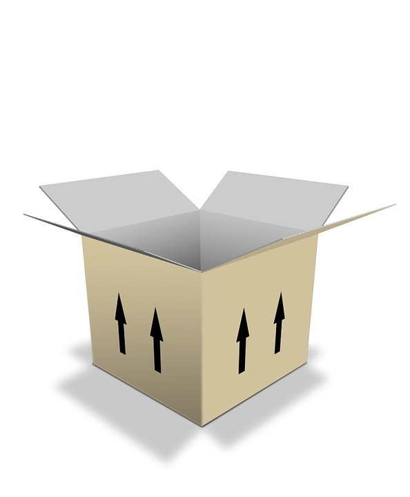 Box, Packing, Cardboard, Package, Moving Industry