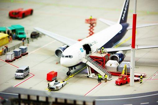机场, 飞机, 旅行, 飞行, 交通, 业务, 航空, 运输, 飞, 货物