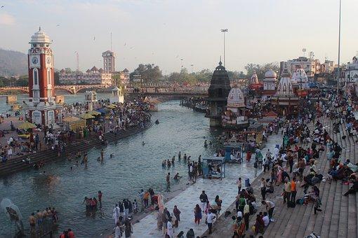Haridwar, Ganga, India, Uttarakhand