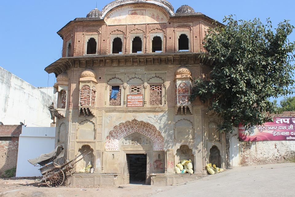 patiala house building historical haridwar