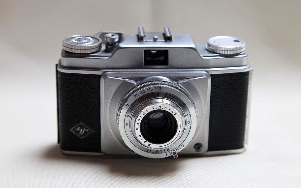 Camera, Old Camera, Retro Look, Photo Camera