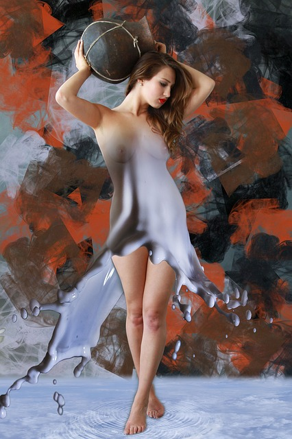 Woman Girl Naked  Free Photo On Pixabay-9236