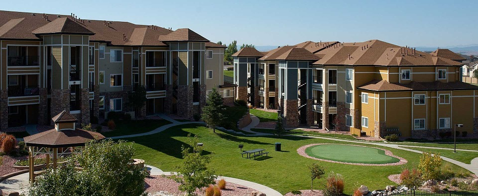 外装リフォーム, アパートの改装, 集合住宅の改修