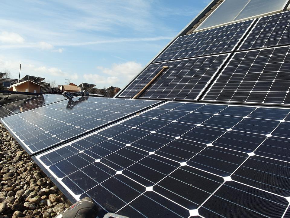 Panneaux Solaires, Énergie, Durable, Sauver, Sun