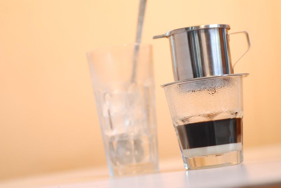 ベトナムコーヒー, アイスコーヒー, コーヒー