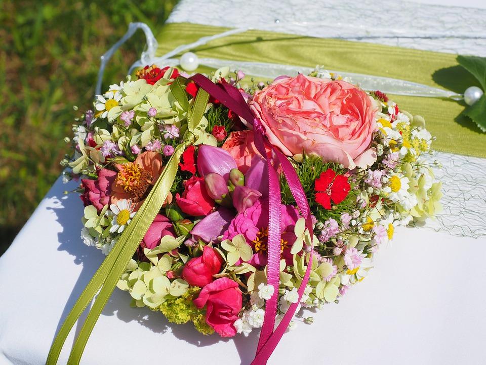 Brautstrauss Hochzeitsstrauss Kostenloses Foto Auf Pixabay