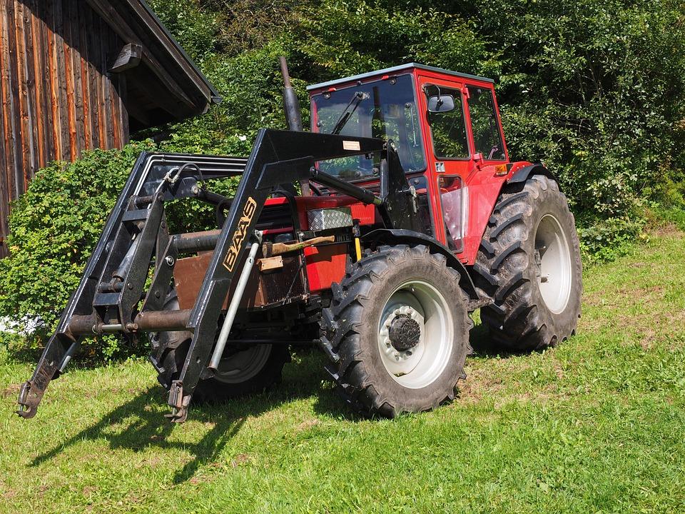 Traktor bulldog trecker · kostenloses foto auf pixabay