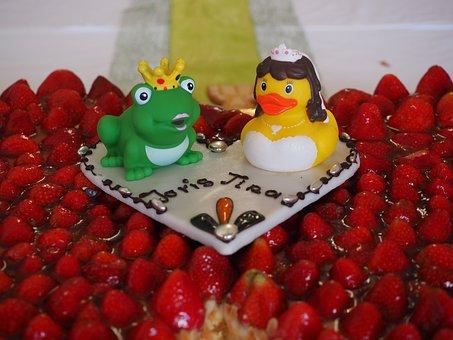Wedding Cake, Frog Prince, Frog, King