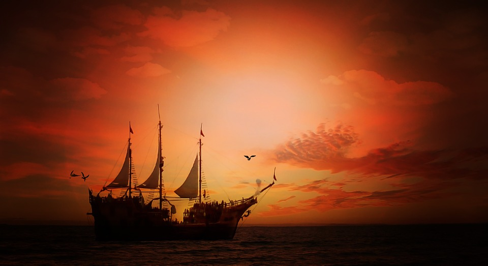 Segelschiffe auf dem meer  Kostenloses Foto: Meer, Schiff, Segelschiff, Wasser - Kostenloses ...