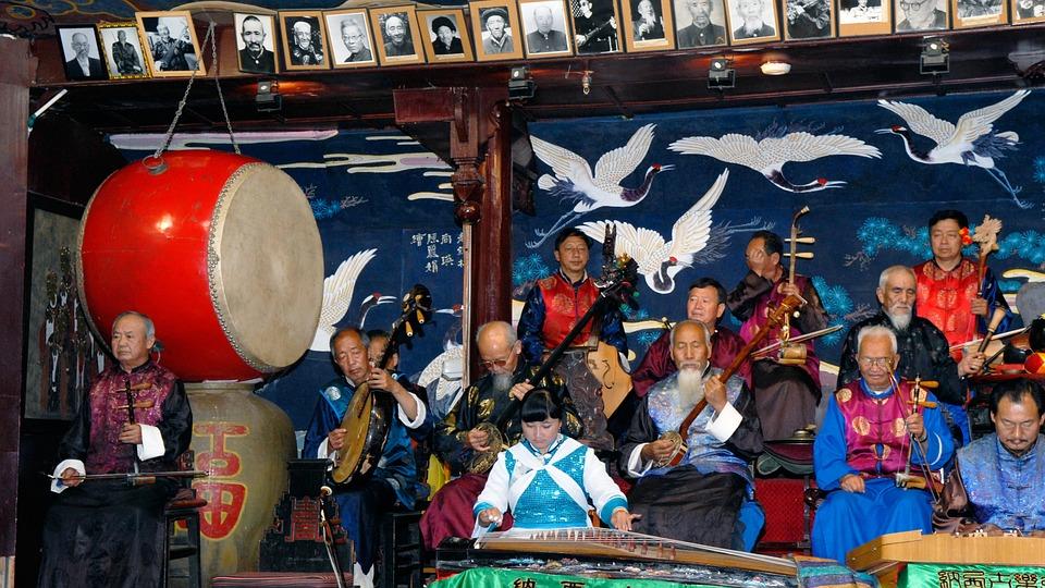trung quốc truyền thống âm nhạc dàn nhạc naxi