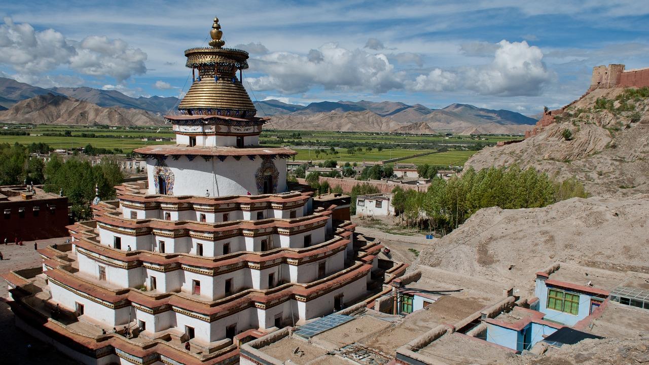 деле монастыри тибета фото новых, ярких эмоций