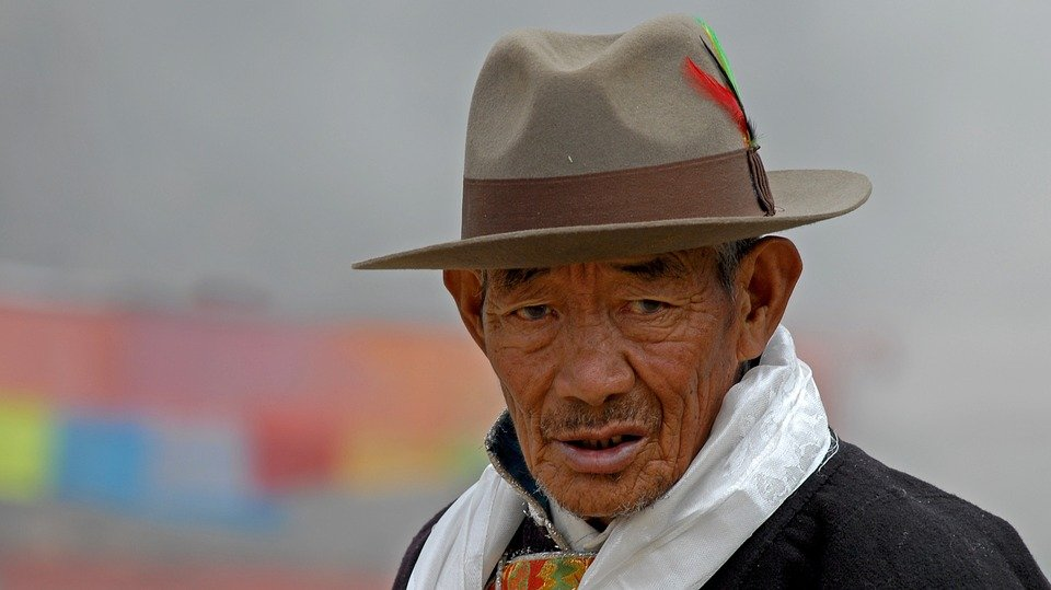 db446c0110285 Tibet Hat Man - Free photo on Pixabay