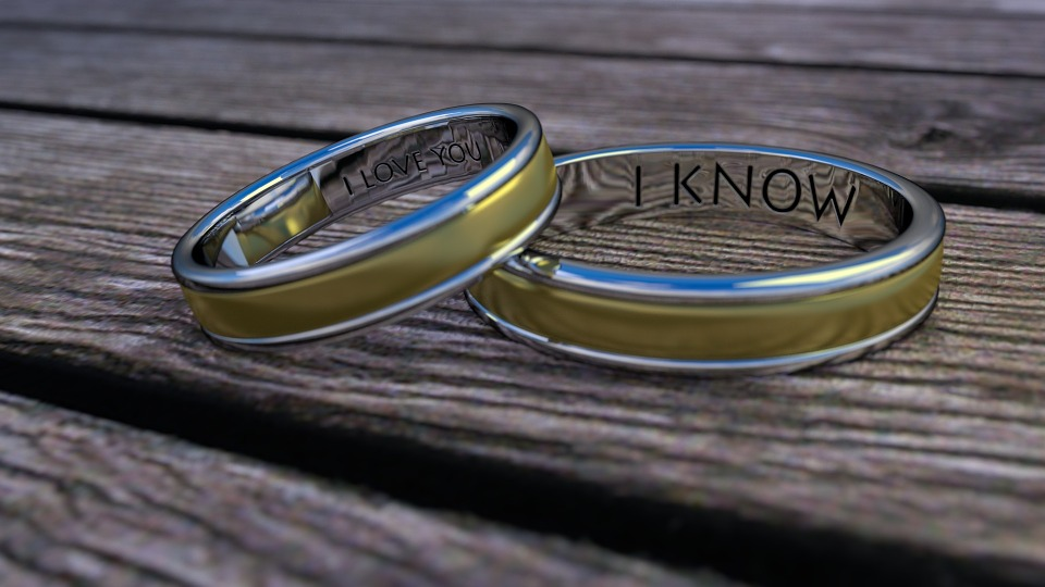 Before, Ring, Wedding Ring, Love, Gold, Funny