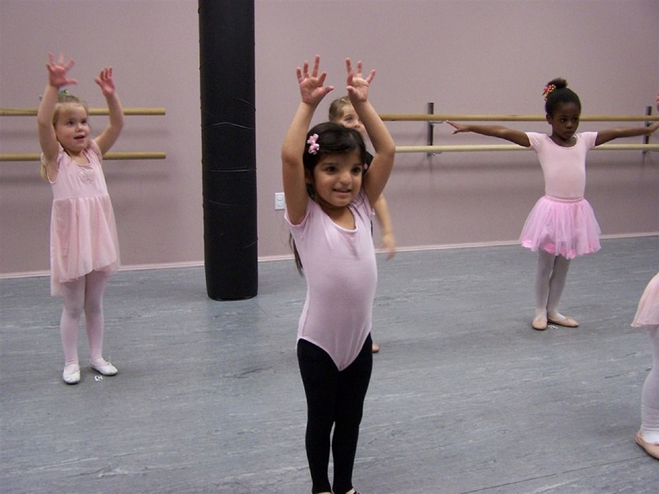 Free photo: Dance, Lesson, Studio, Young, Girls - Free Image on ...