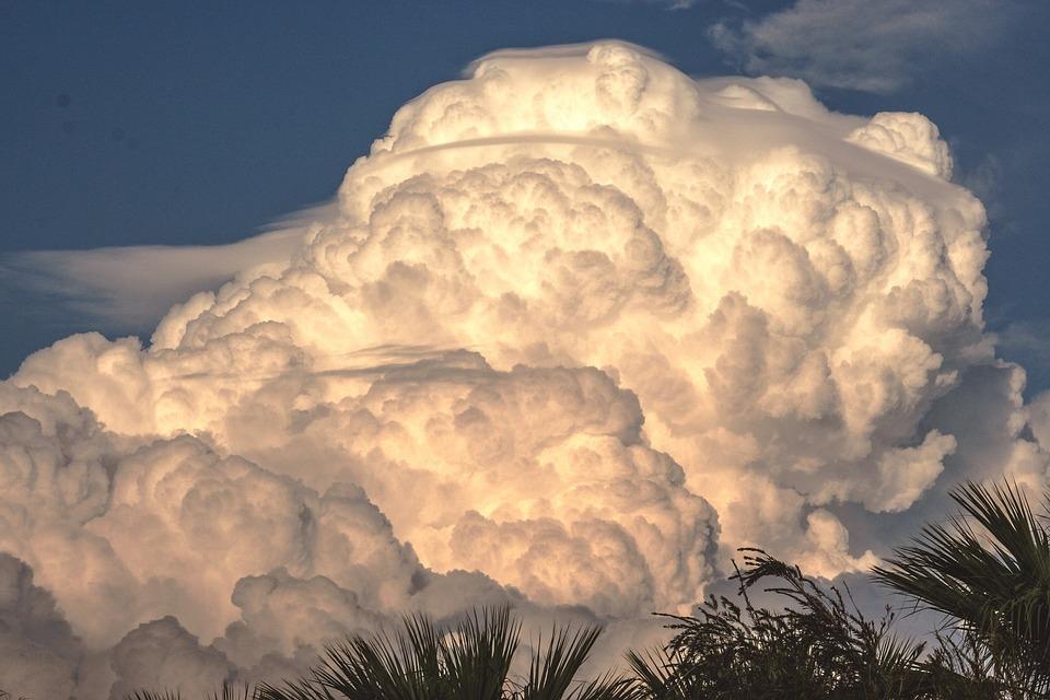Free photo: Cumulonimbus, Nimbus Cloud - Free Image on Pixabay ...