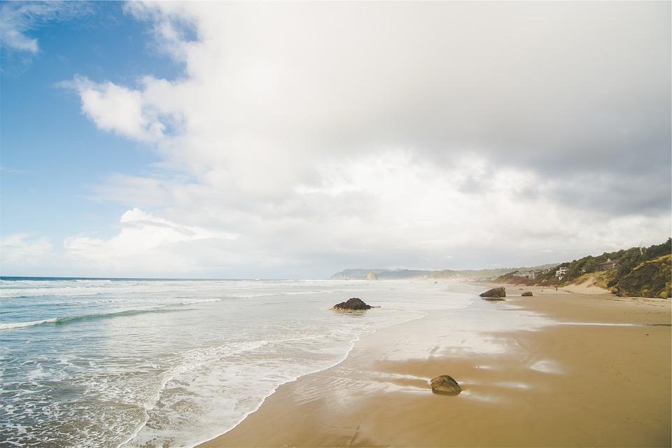 Fondos de Pantalla 4350x2900 Mar Costa Cielo Nube Playa Horizonte ...
