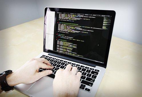 Coding, Business, Working, Macbook