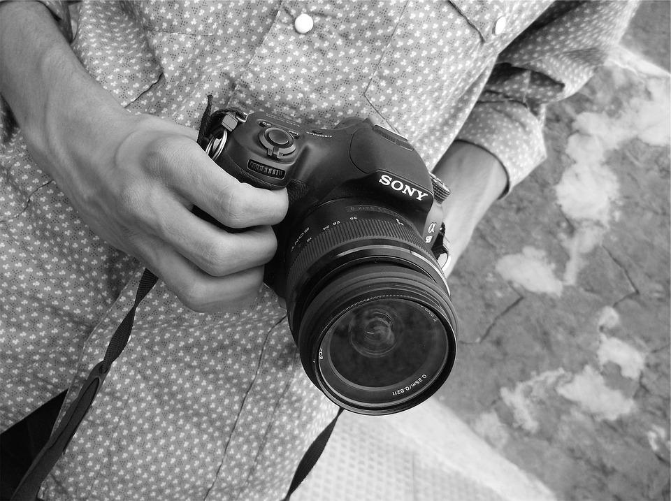 Sony camera dslr lens technology photography