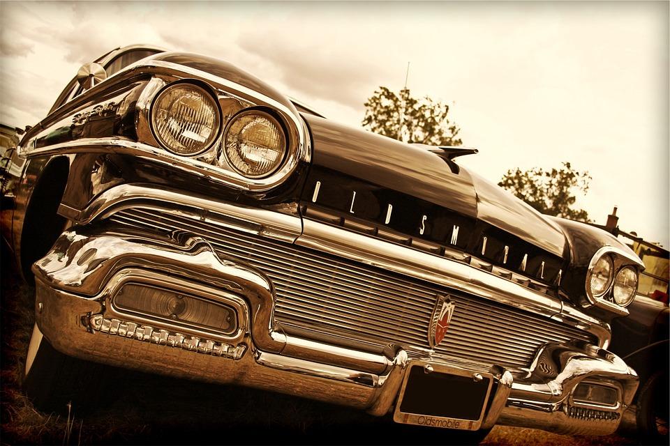 oldsmobile classic car vintage automotive
