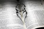 miłość, zmarł, krzyż