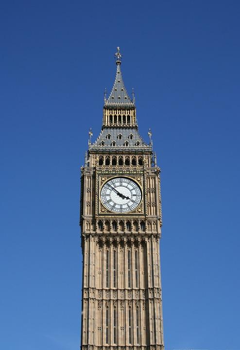 Uhr England