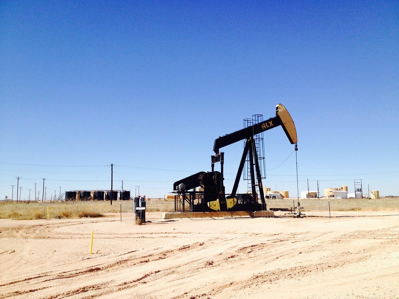 Fracking Oil - Free photo on Pixabay