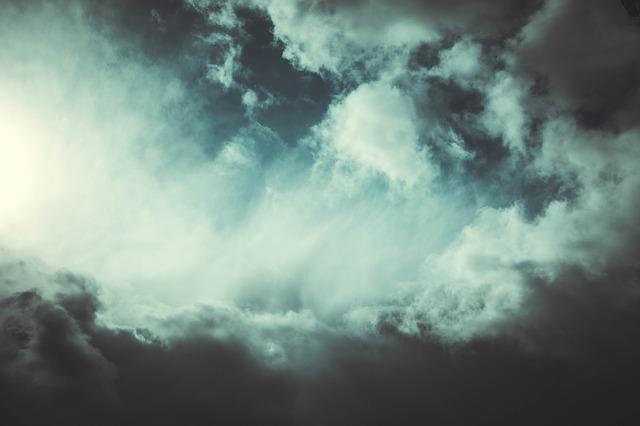 free photo texture sky clouds wind storm free image