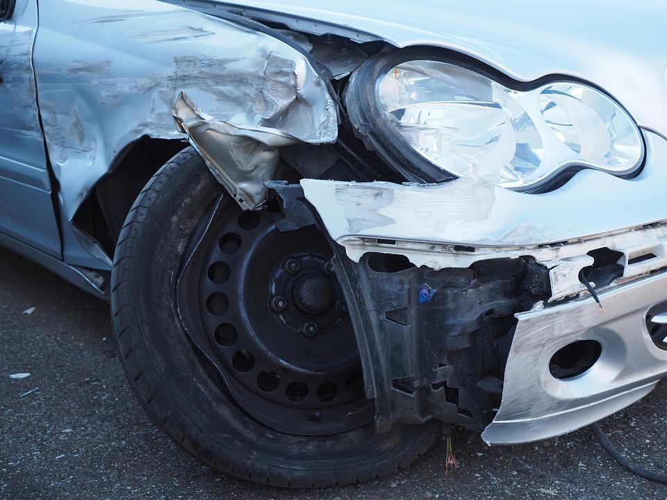 Unfallwagen, Baleset, Auto, Törött, Károk, Járművek
