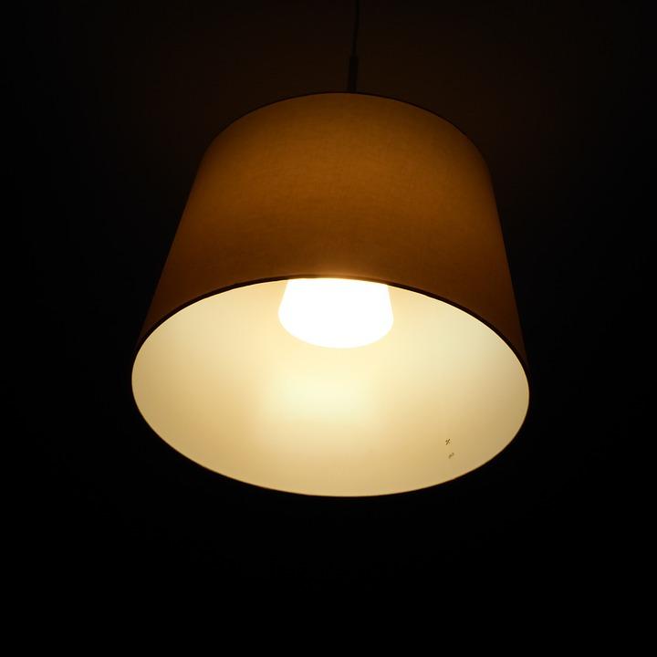 무료 사진: 램프, 빛, 조명, 천장 램프, 거실, 등피 - Pixabay의 무료 ...