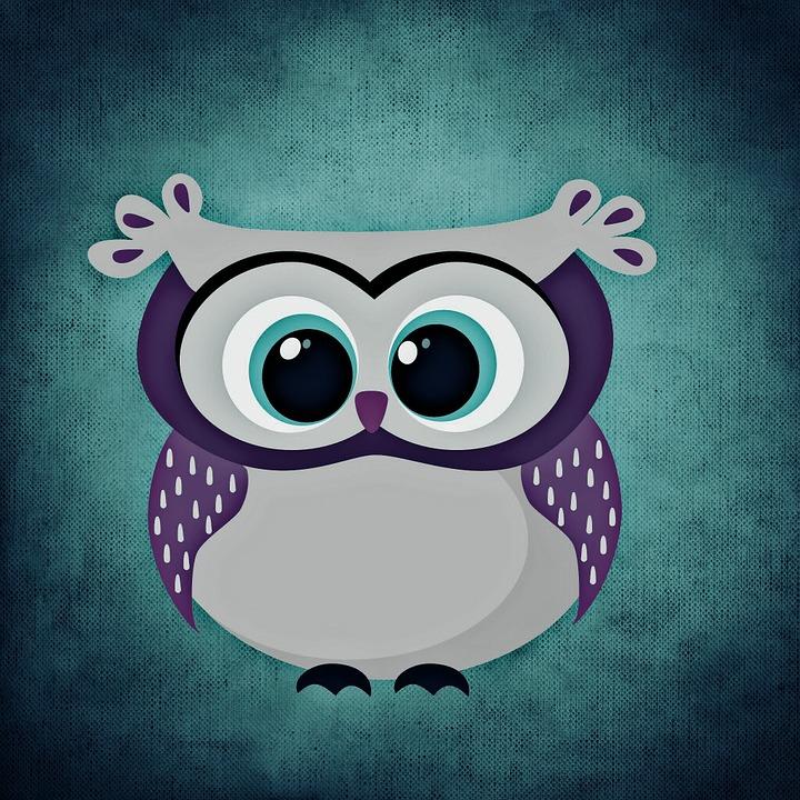 Illustration gratuite chouette color dr le bird image gratuite sur pixabay 700786 - Image de chouette gratuite ...