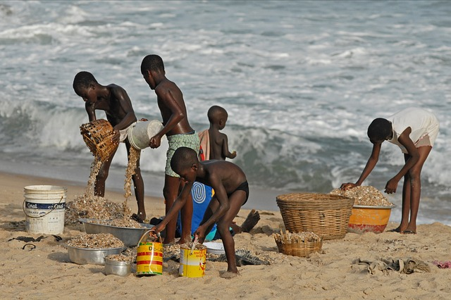 Free Photo Ghana Children Surf Sea Water Free Image On Pixabay 700978