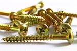 screws, spirals, slit