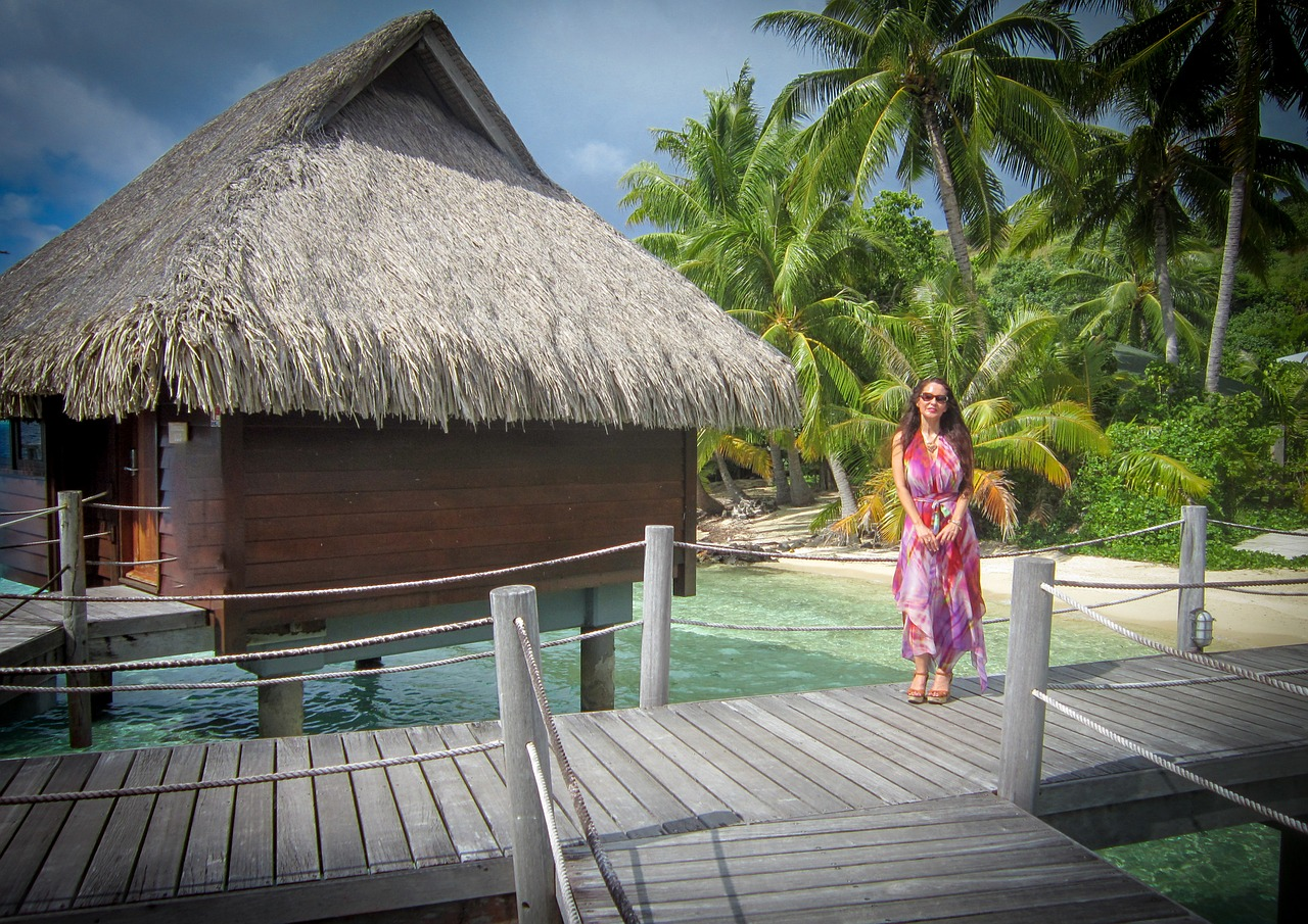 Find out about the people of bora bora