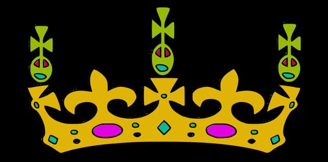 Illustration gratuite couronne couronne roi king or - Clipart couronne ...
