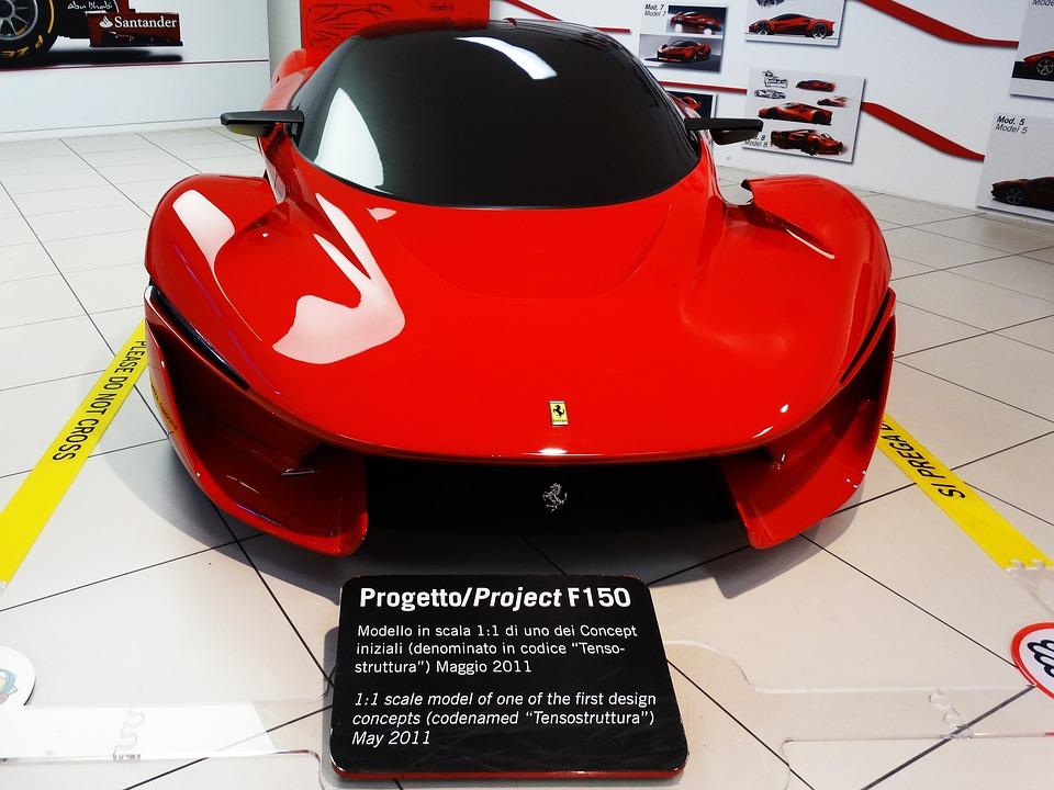 Foto Gratis Auto Ferrari Auto Da Corsa Immagine Gratis Su Pixabay 703391