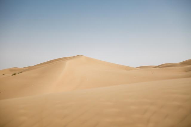 free photo arabic arabian desert sand hot free
